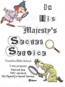 SECRET SERVICE 4