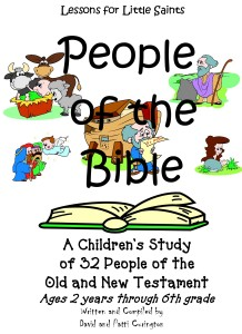 People of the Bible cvr