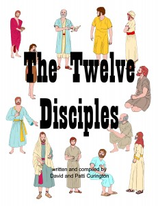 The Twelve Disciples cvr