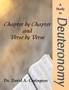 Chapter by Chapter- Penta Deut copy