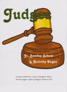 Judges Cover