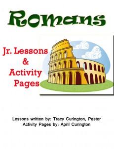 Romans Jr cover copy